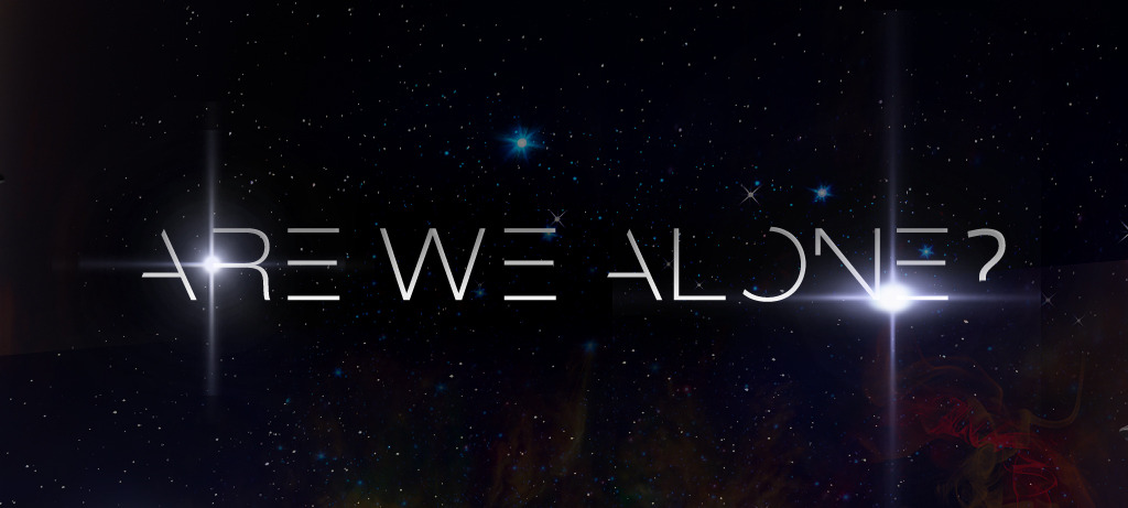 are we alone in the universe essay The eleven-page essay entitled 'are we alone in the universe' was drafted on the eve of world war ii in 1939 and updated in the '50s but remained undiscovered in the us national churchill museum archives until recently.
